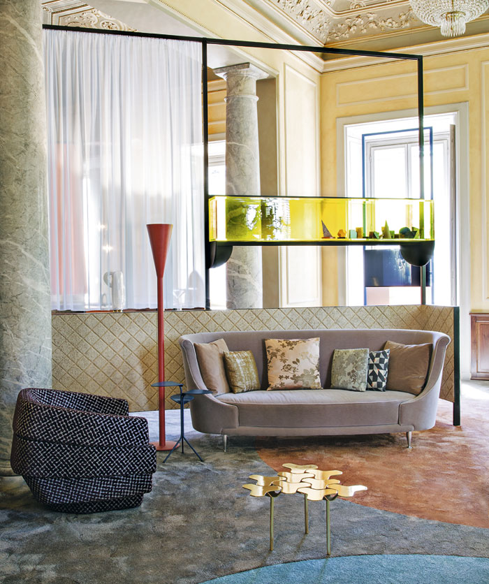 Edida elle deco international design awards for Elle decor italia