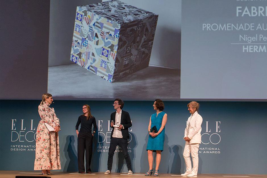 Edida elle deco international design awards for Decoration maison winners