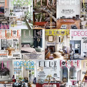 ELLE Deco around the World