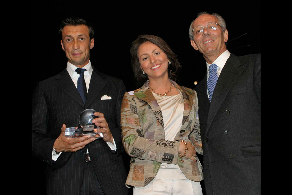 Carlo Colombo - Designer, Manuela and Rosario Messina for Flou © Nally Bellati - Stefano Contrasto